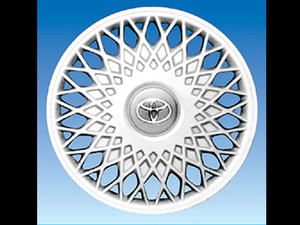 """Biturbo Toyota Wheel Covers 14"""" - BT-634 in Lahore"""