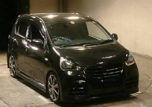 Daihatsu Mira G Smart Drive Package 2013 for Sale in Islamabad