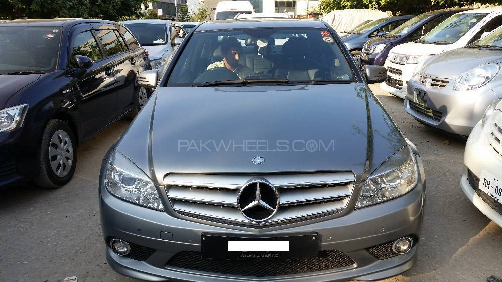 Mercedes Benz C Class C250 2010 Image-1