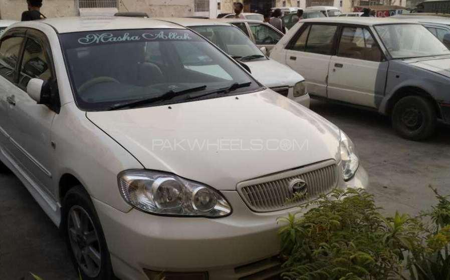 Toyota Corolla XLi 2006 Image-1