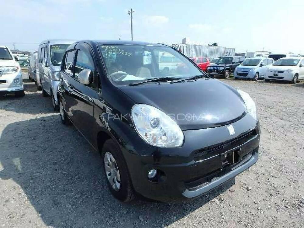 Toyota Passo + Hana 1.0 2013 Image-1
