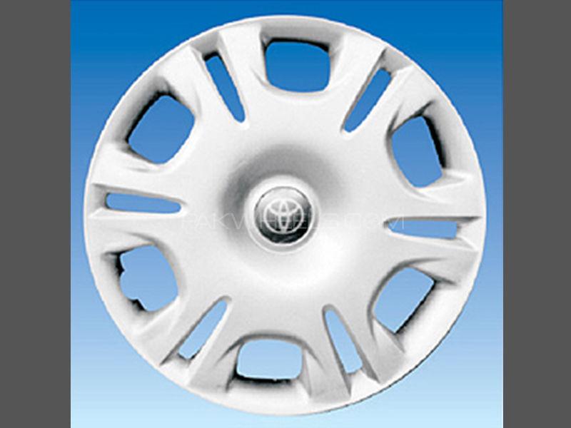 "Biturbo Toyota Wheel Covers 12"" , 13"" - BT-2014 Image-1"