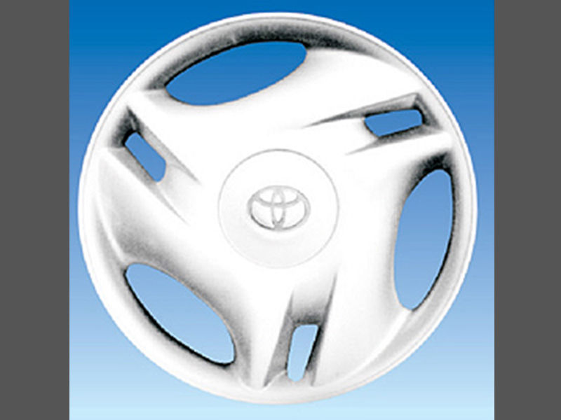 "Biturbo Toyota Wheel Covers 12"" , 13"" - BT-9804 Image-1"