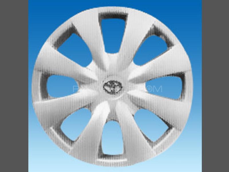"Biturbo Toyota Wheel Covers 14"" - BT-5015 Image-1"