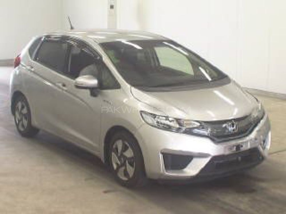 Honda Fit F Package 2013 Image-1