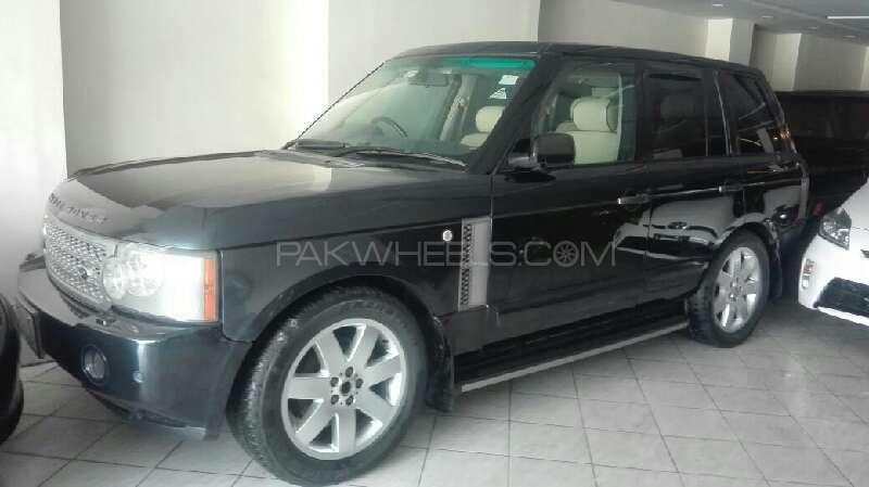 Range Rover Vogue 4.4 V8 2003 Image-1