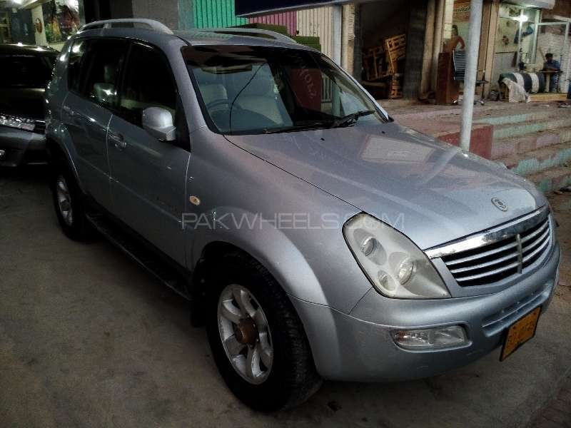 SsangYong Rexton 2008 Image-1