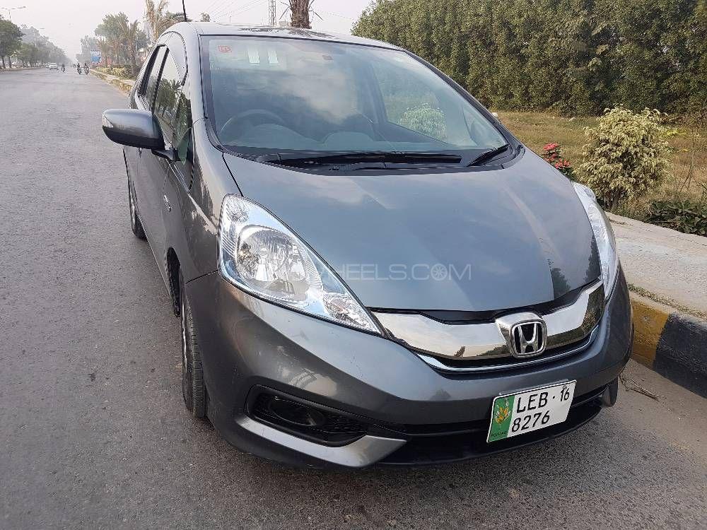 Honda Fit Navi Premium Selection 2012 Image-1