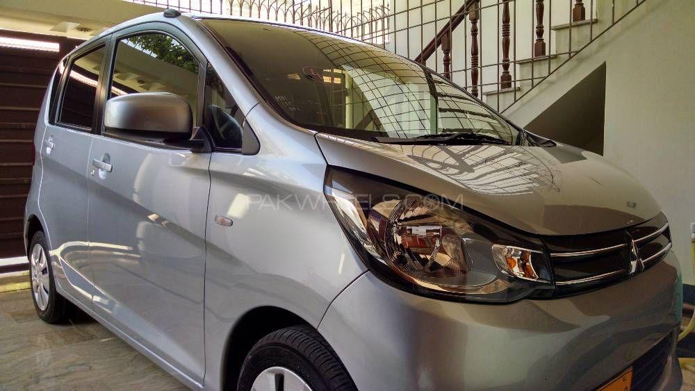 Mitsubishi Ek Wagon MS 2013 Image-1