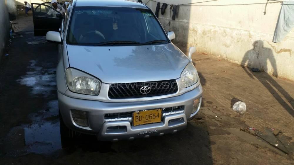 Toyota Rav4 Sport 2003 Image-1