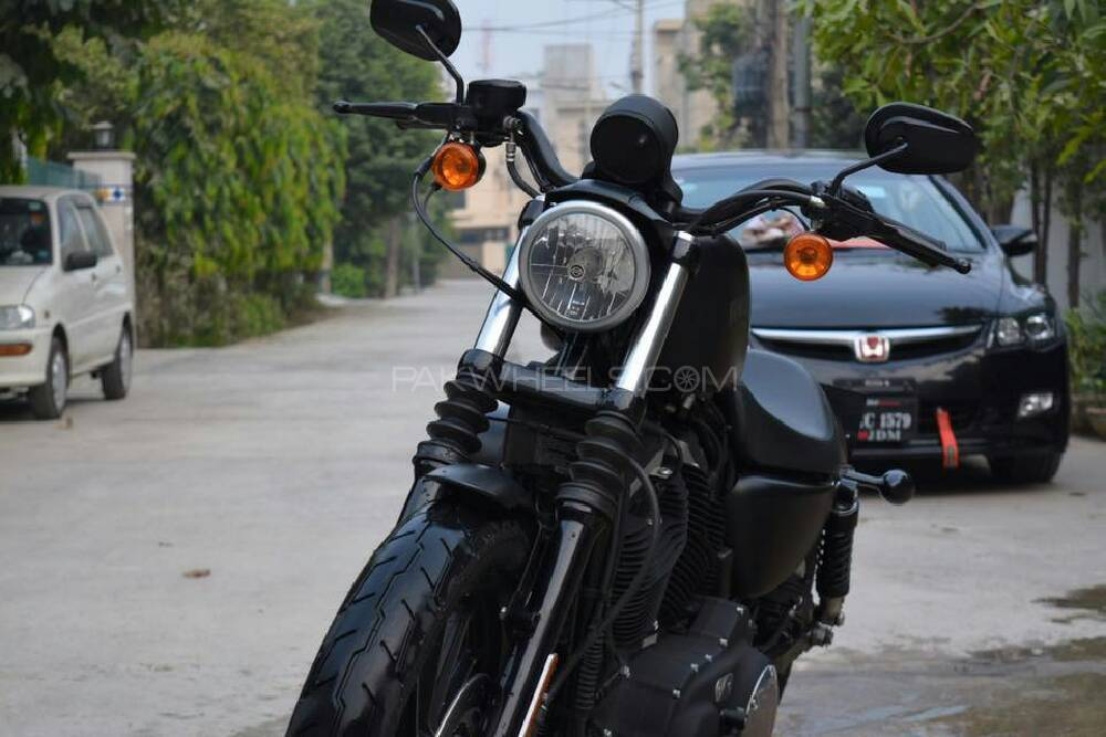 Used Harley Davidson For Sale In Pakistan