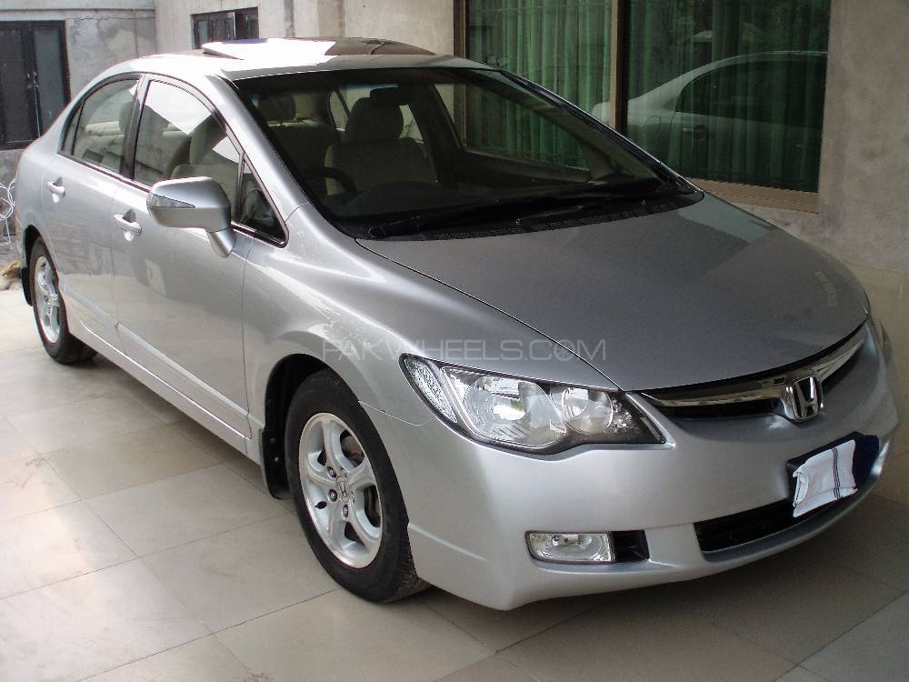 honda civic vti oriel 1 8 i vtec 2008 for sale in faisalabad pakwheels. Black Bedroom Furniture Sets. Home Design Ideas