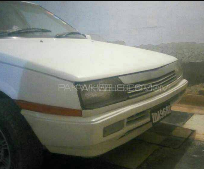 Mitsubishi Lancer GL 1986 Image-1