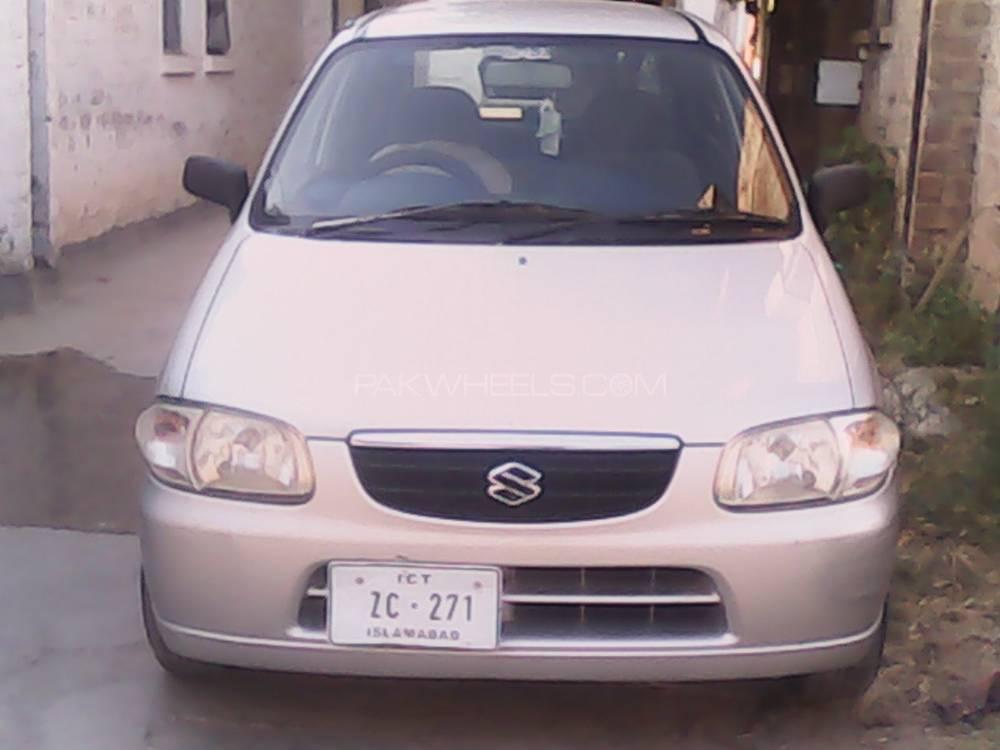 Suzuki Alto Lapin 10th Anniversary Limited 2001 Image-1