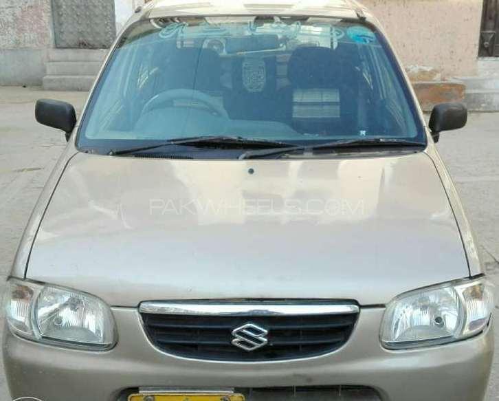 Suzuki Alto VXR 2003 Image-1