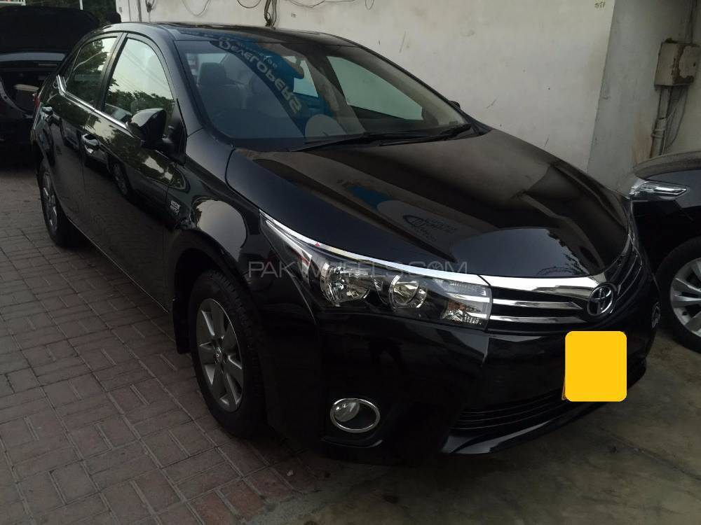 toyota corolla altis cars for sale in pakistan pakwheels