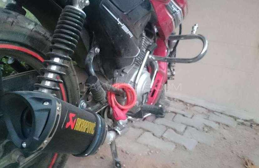 Ybr 125 exhausts buffels availble bass sound Image-1