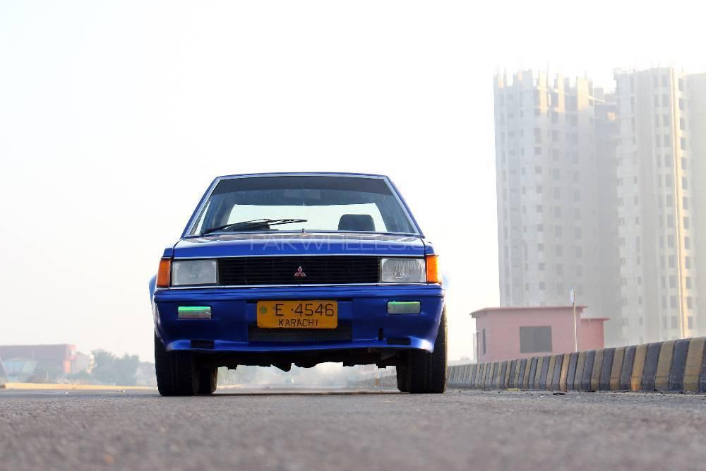 Mitsubishi Lancer GL 1981 Image-1