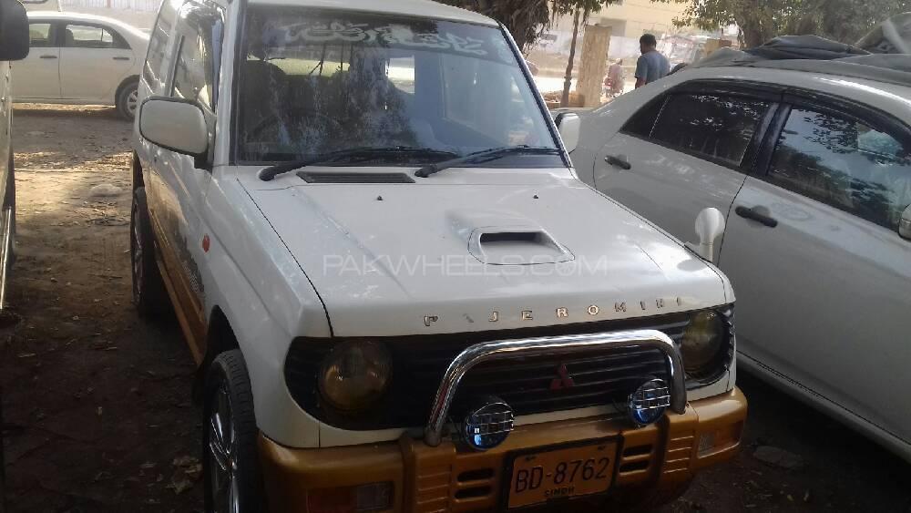 Mitsubishi Pajero Mini 1997 Image-1