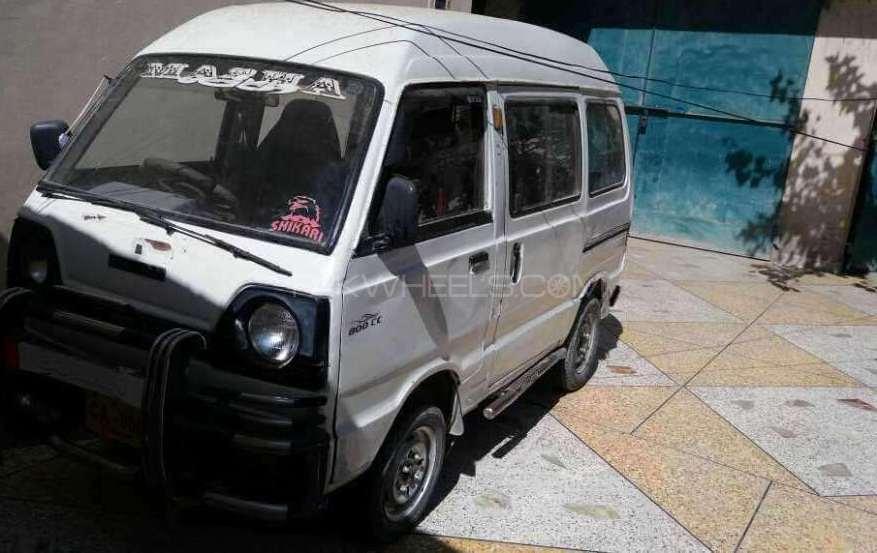 Suzuki Bolan GL 2000 Image-1