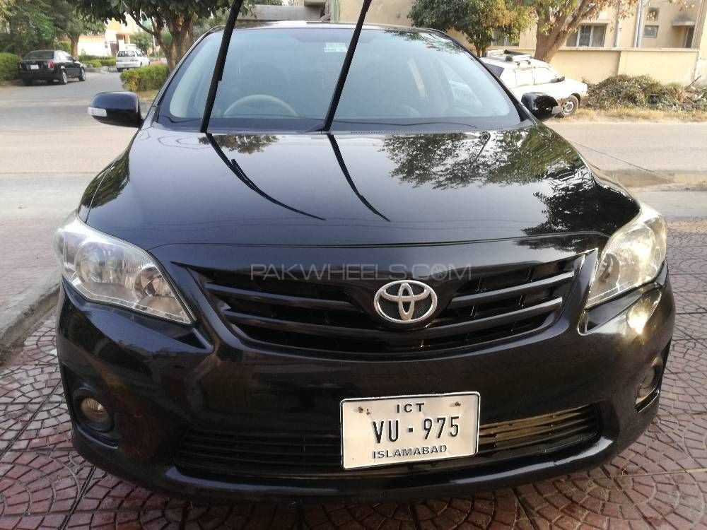 toyota corolla altis 1 6 2012 for sale in islamabad pakwheels. Black Bedroom Furniture Sets. Home Design Ideas