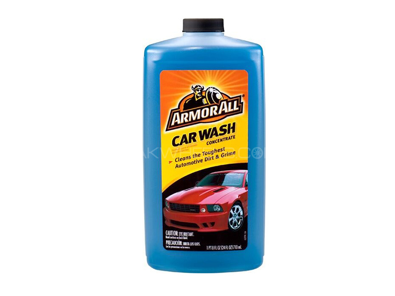 ARMORALL Car Wash 24oz/709ml Image-1