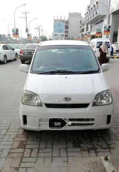 Daihatsu Mira X 2003 Image-1