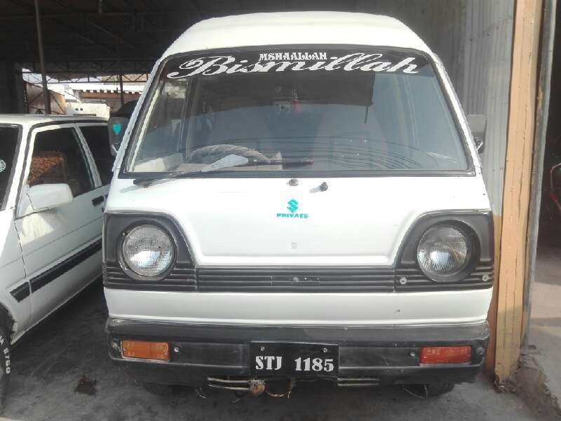 Suzuki Bolan VX 1998 Image-1