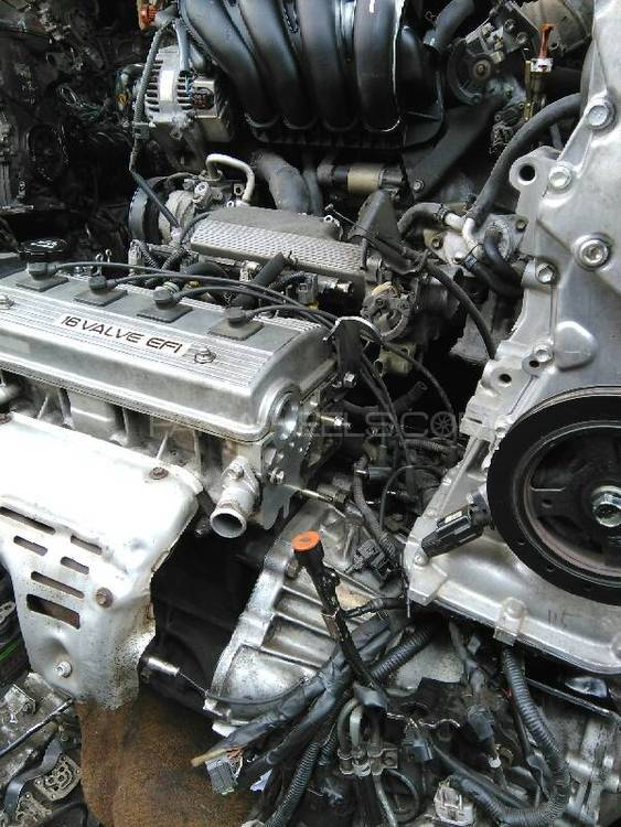 Buy Toyota Indus Corolla Complete 5a Engine For Sell In