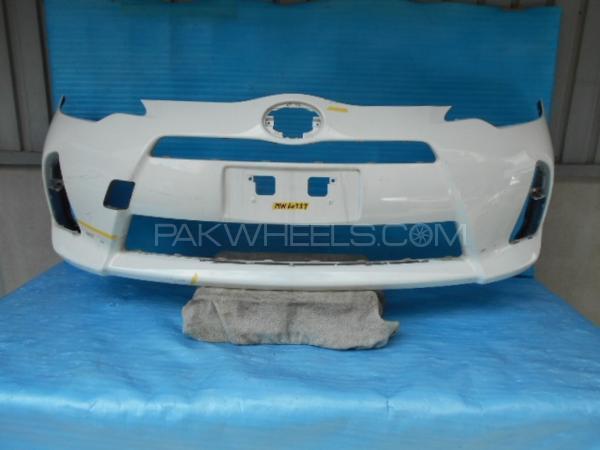 Aqua front bumper Model 2013 / 2014 Image-1