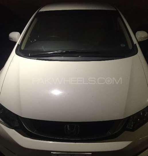 Honda Civic VTi Prosmatec 1.8 i-VTEC 2015 Image-1