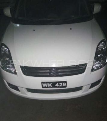 Suzuki Swift XG 1.2 2012 Image-1