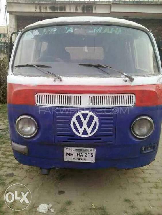 Volkswagen Kombi 1975 Image-1