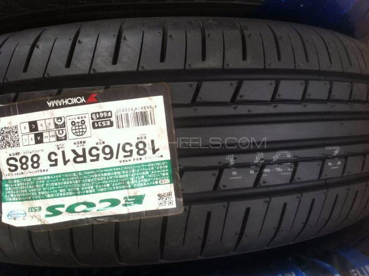 Yokohama tyre for sale  Image-1