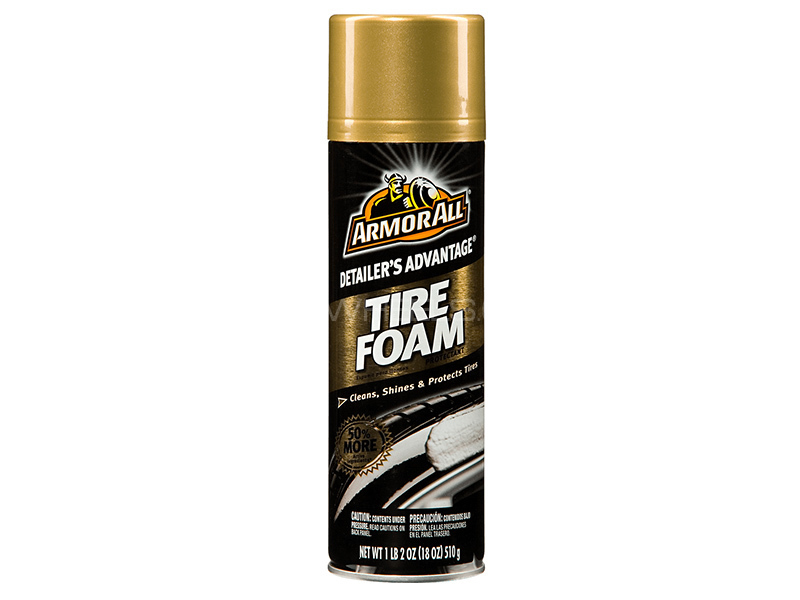 ARMORALL Detailer's Tire Foam 18oz in Lahore