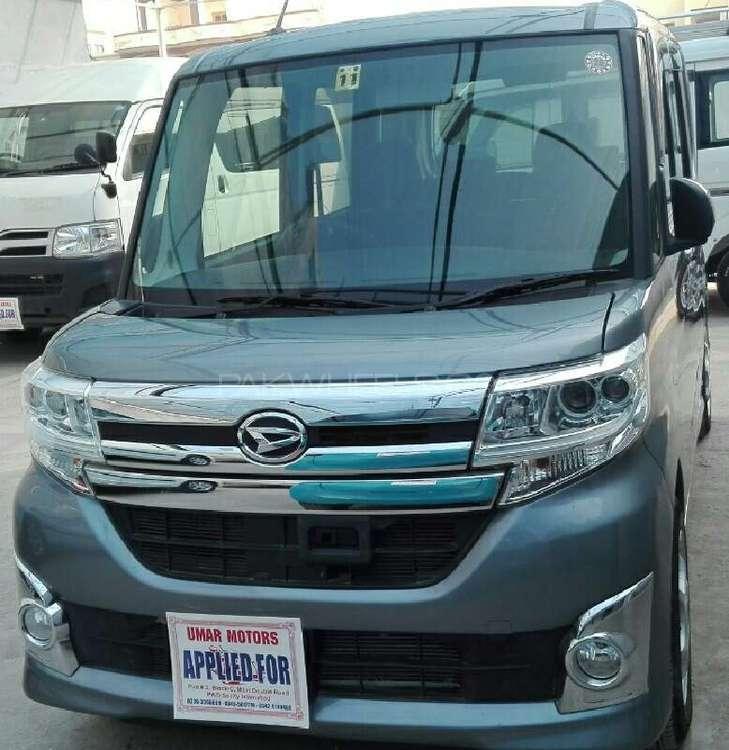 Daihatsu Tanto X 2013 Image-1