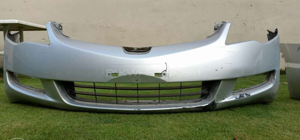 Genuine honda civic reborn front n back bumpers Image-1