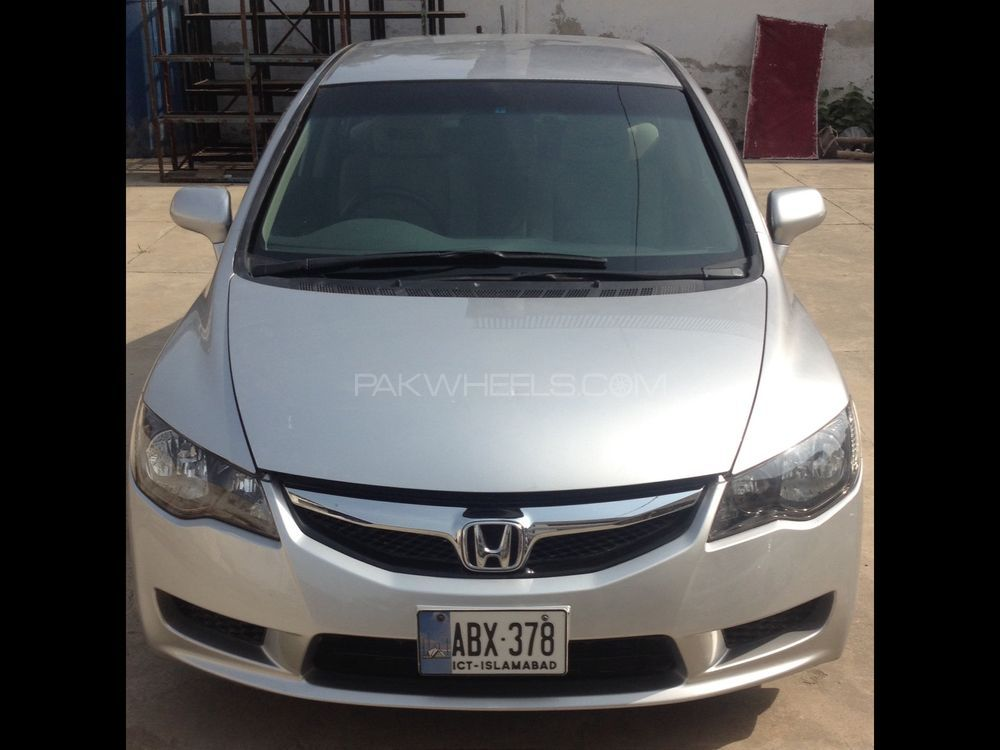 Honda Civic Hybrid 2008 Image-1