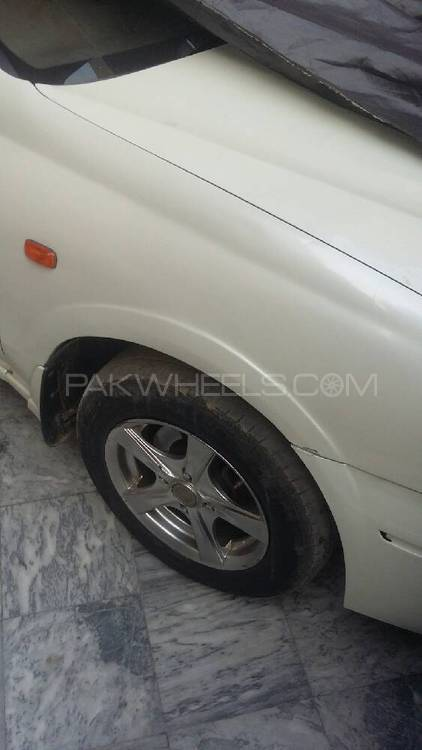 Nissan Sunny EX Saloon 1.3 (CNG) 2005 Image-1