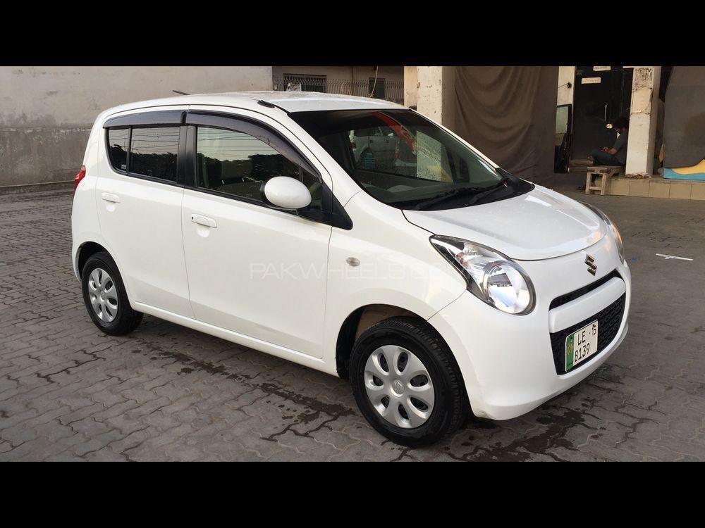 Suzuki Alto 2011 Image-1