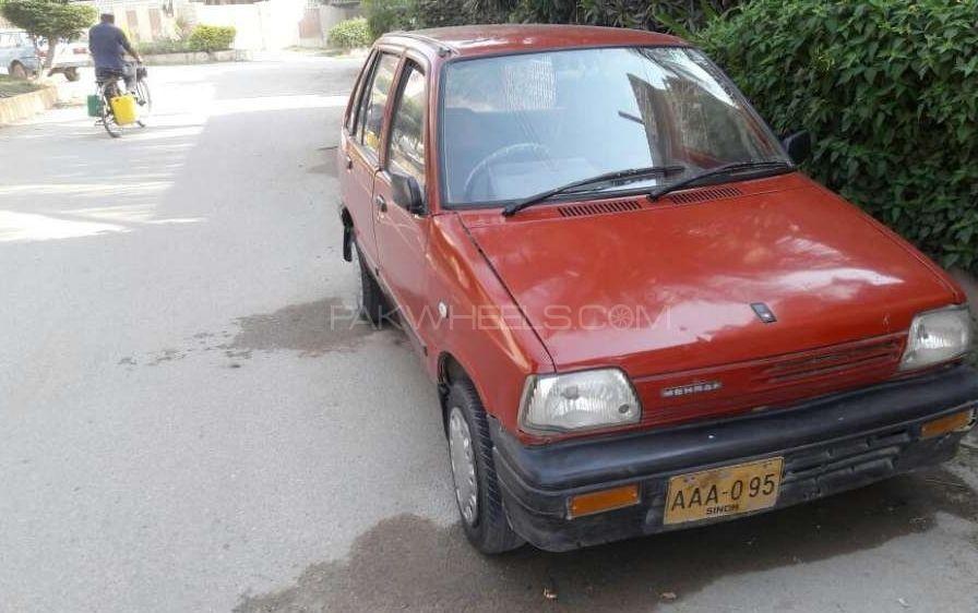 Suzuki Mehran 1996 Image-1
