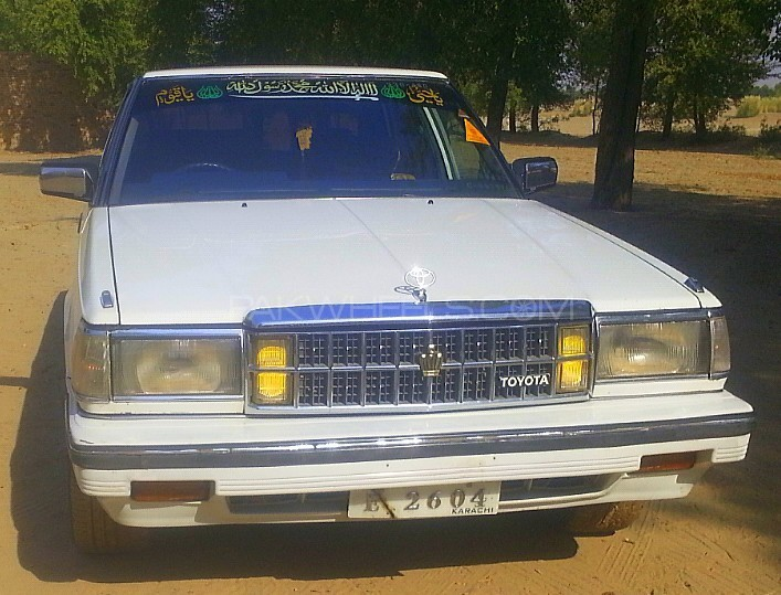 Toyota Crown Royal Saloon 1987 Image-1