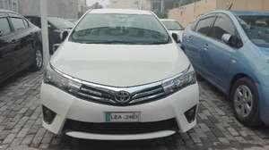 Toyota Corolla GLi Automatic 1.3 VVTi 2015 for Sale in Lahore