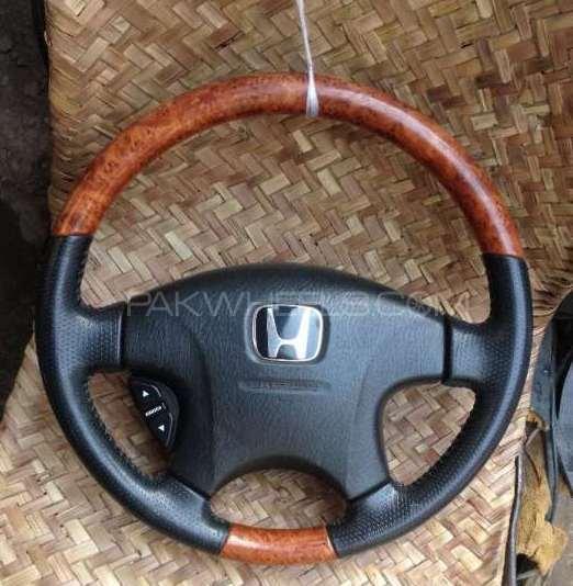 Honda 1999 -2005 steering wheel Image-1