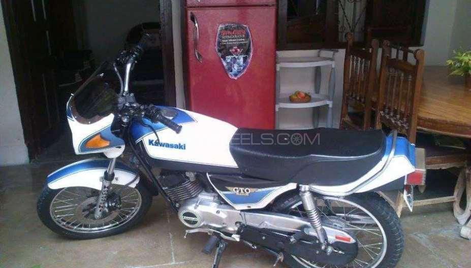 Kawasaki GTO 125 1994 Image-1