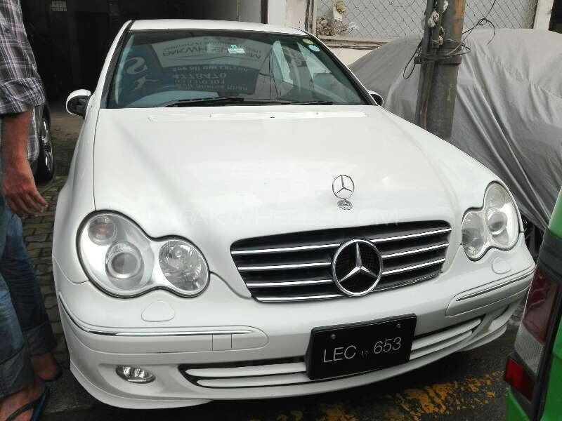 mercedes benz c class c180 kompressor 2006 for sale in lahore pakwheels. Black Bedroom Furniture Sets. Home Design Ideas