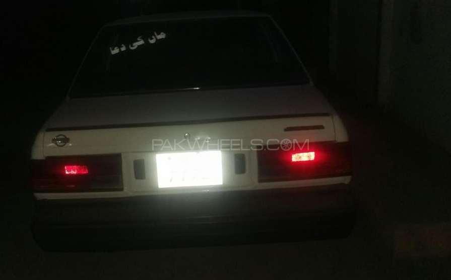 Nissan Sunny 1983 Image-1