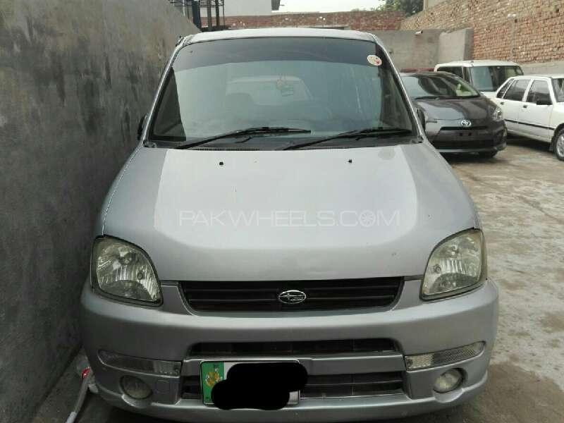 Subaru Pleo 2008 Image-1