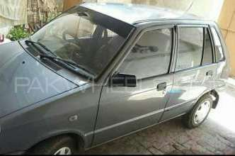 Suzuki Mehran VXR 2001 Image-1