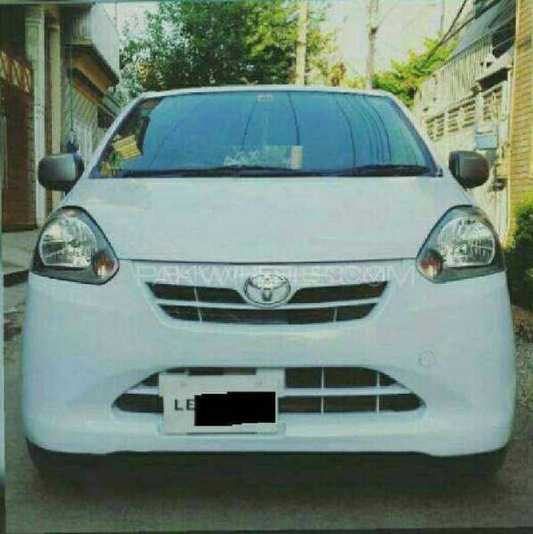 Toyota Pixis D 2012 Image-1